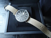 Bell And Ross Ww1-92 Wristwatch - 45mm - Automatic - B And R Vintage Series - Cased