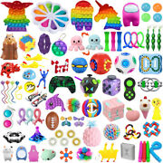 1-120 Pack Fidget Sensory Toys Set Adhd Autism Stress Relief And Anti-anxiety Toy