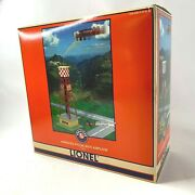 Lionel 6-32920 Animated Pylon With Airplane New Open Box