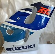 Side Fairing Side Panel Suzuki Gsx-r750 Cowling Assembly Lower Right V0019