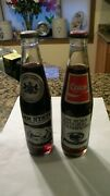 Penn State 1982 And 1986 Coke National Championship 10 Ounce Unopened Bottles