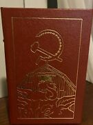 Animal Farm George Orwell Easton Press Collector's Edition Leather Rare Cover