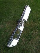 1971 1972 Buick Riviera Gs Boattail Rear Bumper - Vgc Stored 30 Years