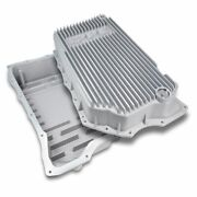 Ppe Raw Deep Transmission Pan For 2020+ Chevy/gmc 6.6l Duramax L5p 10l1000