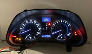 2008 Lexus Is250 Used Dashboard Instrument Cluster For Sale Mph