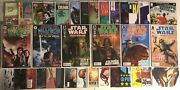 35x Comic Star Wars Heir To The Empire 1 Thrawn Blood Ties 1 2 3 4 Book Of Fett