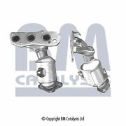 Quality Approved Catalytic Converter For Nissan Micra Hr12de 1.2 5/10-present