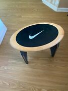 Vintage Nike Store Display Nike Bench Stool Sneakers Shoes Clothing
