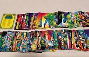 Complete 90 Card Set The Savage Dragon Trading Cards Mint 1992 Comic Images