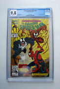 The Amazing Spiderman 362 May 1992, Marvel Carnage Part Two Cgc 9.8