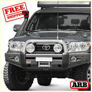 Bumpers - Steel Front For Toyota Tundra 2000-2006 Arb