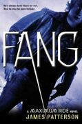 Fang A Maximum Ride Novel By James Patterson 9780316036191 | Brand New