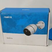 Reolink Go Mobile 3g/4g Lte Wirefree Security System Camera - White @new@