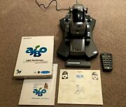 Working 1999 Sony Aibo Ers-111 Robot Dog W/ Manuals Batteries Charging Stand