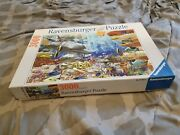 Ravensburger Oceanic Wonders 3000 Piece Jigsaw Puzzle For Adults