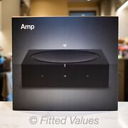 New Sonos Amp - 250w 2.1-ch - Sealed In Box - Ships Now Ampg1us1blk