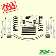 5 Front And Rear Suspension Lift Kit Fits Dodge Ram 1500 4wd 1994-2001 Zone
