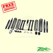 4 F And R Suspension Lift Kit For Jeep Grand Cherokee Zj 4wd Gas 1993-1998 Zone