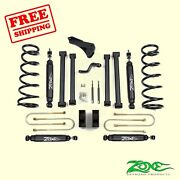 5 F And R Suspension Lift Kit For Dodge Ram 1500 Mega Cab 4wd Gas 2008 Zone