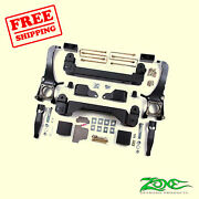 5 Front And Rear Suspension Lift Kit For Toyota Tundra 4wd 2016-2018 Zone