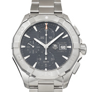 Tag Heuer Aquaracer Calibre 16 - Cay2112.ba0927 - 2021 - Stainless Steel