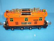 Lionel O Gauge 256 Locomotive Reproduction By Williams H