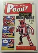 Do You Pooh Tales Of Suspense 39 Cover Swipe One Shot Only 50 Serial 'd Issues