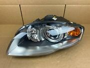 Mint 2006 2007 2008 Audi A4 S4 Rs4 Left Driver Oem Xenon Hid Complete Headlight