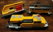 Caterpillar Cat Construction Express Motorized Toy Train Set Of Two 3 Large 1l