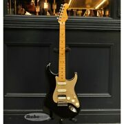 Fender Usa American Ultra Stratocaster Hss Modified Black Used Electric Guitar