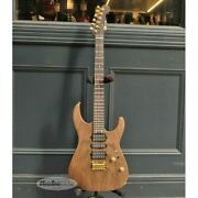 Charvel Dk24 Mj Dinky Hsh 2pt E Mah Natural Made In Japan Used Electric Guitar