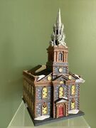 Dept 56 St.paul's Chapel 4020173 Christmas In The City New