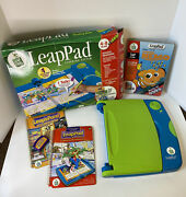 Original Leap Pad Learning System By Leap Frog 30004 2001 Includes Game/box