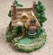 Cherished Teddies Village A Picnic For Two Cottage House