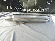 Triumph Sprint Rs And St Stock Muffler New See Notes