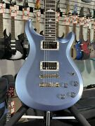 Paul Reed Smith S2 Mccarty 594 Thinline Frost Blue Met. | Gig-bag, Free Ship 161