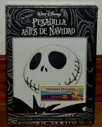 Nightmare Before Of Christmas Edition Collector 2 Dvd Disney Sealed R2