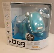 New Tiger Electronic Idog I-dog Toy Beggin For The Beat Lights Music Light Blue