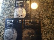 Complete Set Kennedy Pandd Half Dollars 1964-2021 Plus Silver Proof Set + 6 Proofs