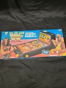 Vintage 1991 Wwf Electric Power Pinball - Playtime - In Box