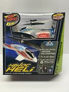 Air Hogs Rc Havoc Heli Four Way Control Indoor Helicopter