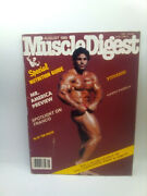 Muscle Digest Bodybuilding Fitness Magazine Danny Padilla August 1980