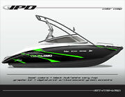 Ipd Boat Graphic Kit For Yamaha Sx190, Sx192, Ar190 And Ar192 K2 Design