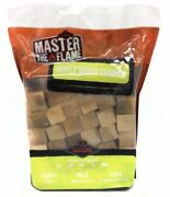 Fornetto Bbq Wood Smoking Chunks - Apple Cherry Mesquite 2.7 / 3kg Fast Delive