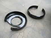 1939 Packard Side Mount Covers 3 Pieces