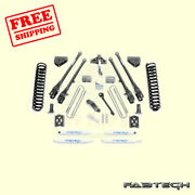6 4 Link System W/ Shocks For Ford F350 4wd 2005-07 Fabtech
