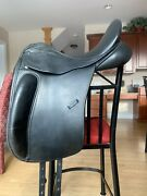 County Perfection 17andrdquo Dressage Saddle