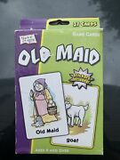 Martin Design Old Maid Game 37 Cards Age 4 And Over
