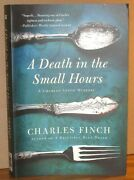 Charles Finch A Death In The Small Hours Like Brand Newcharles Lenox Mystery6