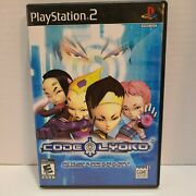 Code Lyoko Quest For Infinity Sony Playstation 2 Ps2 Cib Very Good Condition
